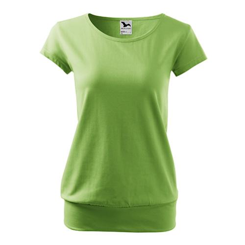 Dámské tričko s lemem